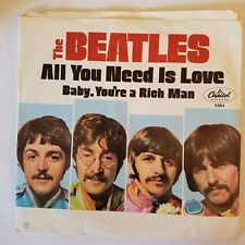 THE BEATLES-ALL YOU NEED IS LOVE-CAPITOL-5964