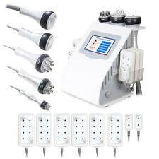 6in1 ultrasuoni cavitazione RF radiofrequenza MACCHINA SOTTOVUOTO Snellente Cellulite