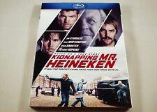 Kidnapping Mr. Heineken Blu-ray Anthony Hopkins, Sam Worthington, Jim Sturgess