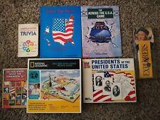 History Teacher Geography Senior Activities Home school programs Games Trivia