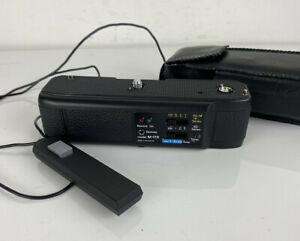 M-1TR Power Winder for Minolta XG-MX Series with cable and case