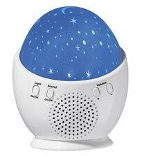 Generador De Sonidos Relajantes De La Naturaleza Ruido Blanco Luces Nocturnas