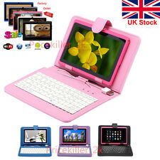 """7"""" Kitoch Kids Tablet Wifi Android 4.4 PC For Child Chidren with Keyboard Iaptop"""