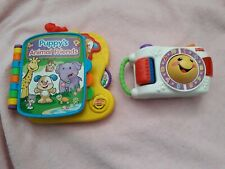 Fisher Price Camera And Book