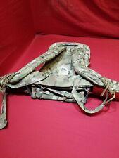 Bulldog Equipment Rucksack Frame Padded Shoulder Straps Multicam