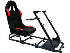 Racing simulador silla Rally WRC F1 Marco de juegos de carrera asiento PC Playstation Xbox