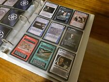 Star Wars CCG Complete Premiere Limited Set Black Border SWCCG Decipher