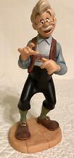 "WDCC Walt Disney Classics Pinocchio Geppetto ""Good-bye, Son"" NIB w/COA"