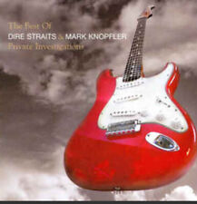 Dire Straits & Mark Knopfler – Private Investigations - The Best Of CD