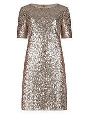Sequin Short Sleeve Cocktail Dresses for Women