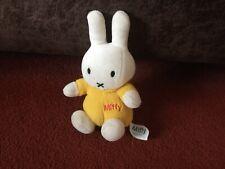 Golden Bear Miffy Beanie Soft Toy