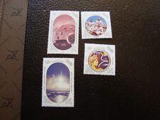 VANUATU - timbre yvert/tellier n° 832 a 835 n** MNH (COL4)