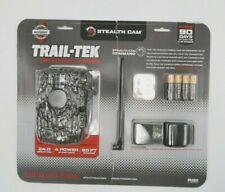 Stealth Trail-Tek Verizon Cellular Camera 24MP 4 Power IR Emitters 80ft Range