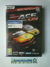 RACE ON  NEUF SOUS BLISTER - PC DVD-ROM FR