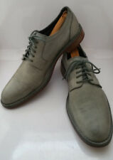 COLE HAAN NIKEAIR GRAY CLASSIC LEATHER LACE UP OXFORD SHOES MENS 12 M C11336