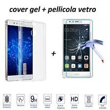 Pellicola Vetro Temperato per Huawei P9 Plus Proteggi Schermo Display ultraslim