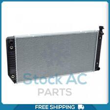 A/C Radiator for Chevrolet C1500, C2500, C3500, K1500, K2500, K3500, Tahoe... QU