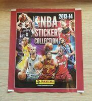Panini 1 Tüte NBA 2013 2014 Basketball 13 14 Bustine Packet Sobre Pochette Pack