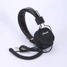 New Headphones Marshall Major Mic Remote HIFI Noise Cancelling Deep Bass