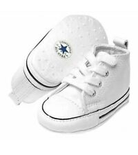Converse Baby \u0026 Toddler White Leather