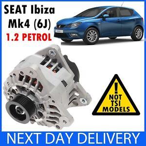 SEAT Ibiza 6J Mk4 Mk5 1.2 Petrol 2008-2017 Brand New 90amp Alternator  MK V