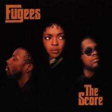 """FUGEES (REFUGEE CAMP) """"THE SCORE"""" CD NEUWARE"""