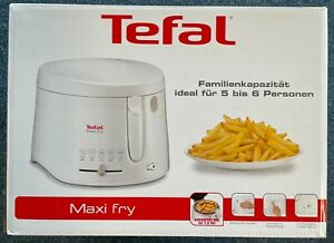 Tefal Maxi Fry bis zu 1,2 kg Frittiergut - 1900 Watt