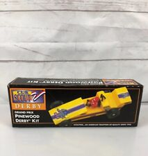 Cub Scout Pinewood Derby Car Kit #17006  Grand Prix   NEW UNOPENED