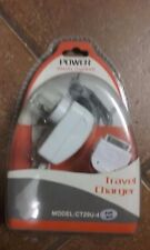Travel Charger for iPod Model CT29U-4