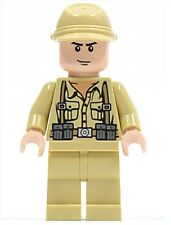 LEGO German Soldier 2 Minifig from the 7622 Indiana Jones set