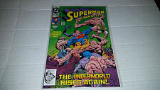 Superman the Man of Steel # 17 (DC, 1992) 1st Appearance Doomsday!