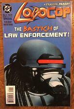 New listing Dc comics, Lobo: Lobocop #1, Nm, Alan Grant, Martin Edmond