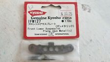Kyosho IFW127 Inferno Suspension Plate Front GT / GT2