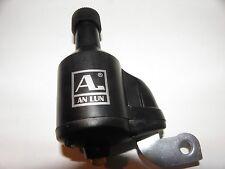1 X Fahrraddynamo Dynamo 6V / 3W Kunststoff schwarz Rechte Anbauseite Nr 01412
