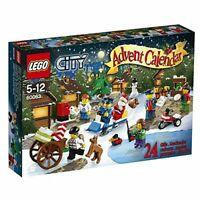 LEGO® 60063 City Adventskalender aus dem Jahr 2014 - NEU / OVP