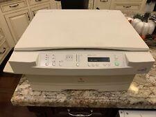 Xerox XC830 Copier Printer RARE VINTAGE COLLECTIBLE POWERS ON