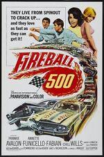 FIREBALL 500  (1966)  DVD Hot rod custom  Street Drag movie