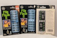 Flip Flash ll by GE 24 Flashes In 3 Packs (a2)