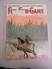 Fur Fish Game Magazine September 1969 - Visit Ozark Country