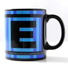 **Legit Cup** Megaman Mega Man Energy E-Tank Blue Ceramic Coffee Mug #8368