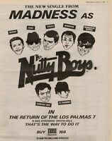 Madness '45 advert 1981 ECLIPSED