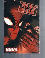 'Nuff Said by Straczynski Quitely JR Jr Allred  Immonen & more TPB 2002 Marvel