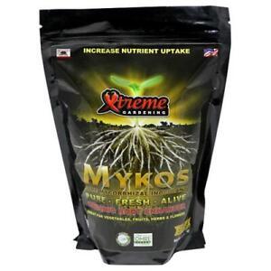 Xtreme Gardening Mykos Pure Mycorrhizal 2.2 lb - Mycorrhizae Beneficial Root