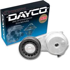 Dayco Drive Belt Pulley for 2000-2010 Ford Explorer 4.0L V6 - Tensioner ry