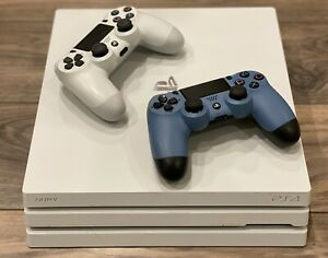 Sony PlayStation 4 Pro 1TB Video Game Console - White