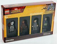 LEGO MARVEL AVENGERS MINIFIGURE 5005256 BRICKTOBER SET WAR MACHINE WONG - BNIB