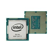 Processor Desktop Computer Intel Core i7 4770 LGA 1150 Quad Core 3,4 GHZ Bulk