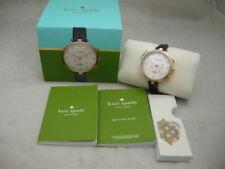 Authentic Kate Spade Hybrid KST23202 Holland Slim Smart Black Women's Watch