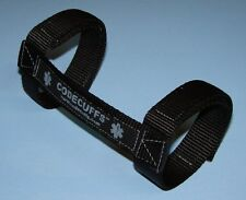 Sav-A-Jake Firefighter Paramedic Codecuffs - SWAT Black
