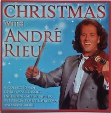 Christmas With ANDRE RIEU CD  VERY GOOD Condition  2013 Motif035 Xmas Classics